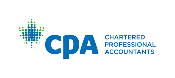 cpa chartered professional accountants logo